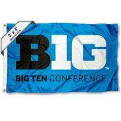 Big Ten Small 2'x3' Flag