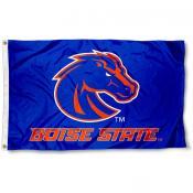 Boise State Broncos Blue Flag