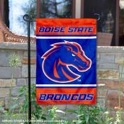 Boise State Broncos Garden Flag