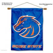 Boise State Broncos Wall Banner