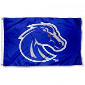 Boise State Gray Broncos Flag