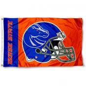 Boise State New Helmet Flag