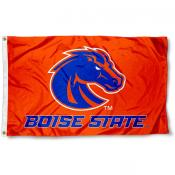 Boise State Orange Flag