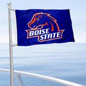 Boise State University Mini Flag