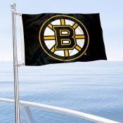 Boston Bruins Boat and Nautical Flag