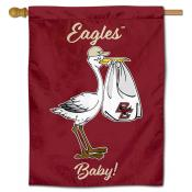 Boston College Eagles New Baby Flag