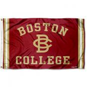 Boston College Eagles Throwback Vault Logo Flag
