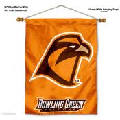 Bowling Green State Falcons Wall Banner