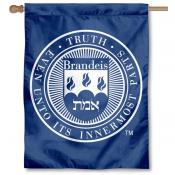 Brandeis Judges Double Sided House Flag