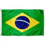 Brazil Flag 3x5 Printed Flag