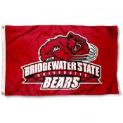 Bridgewater State Bears Flag