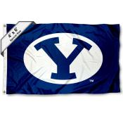 Brigham Young University 4x6 Flag
