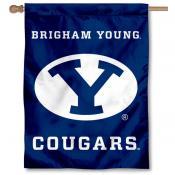 Brigham Young University Banner Flag