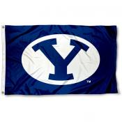 Brigham Young University Flag