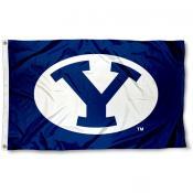Brigham Young University Flag