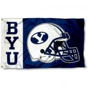 Brigham Young University Football Flag