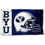 Brigham Young University Football Flag