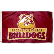 Brooklyn College Bulldogs Flag