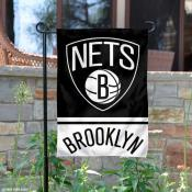 Brooklyn Nets Garden Flag