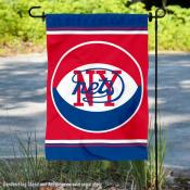 Brooklyn Nets Retro Hardwood Classics Double Sided Garden Flag