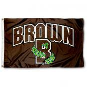 Brown Bears Athletic Logo Flag