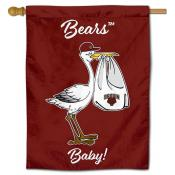 Brown Bears New Baby Flag