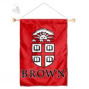 Brown University Window and Wall Banner