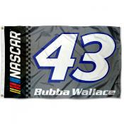 Bubba Wallace 3x5 Large Banner Flag
