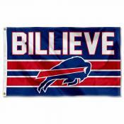 Buffalo Bills Billieve Flag