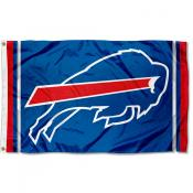 Buffalo Bills Logo Flag