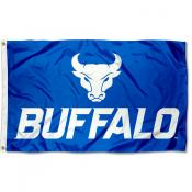 Buffalo Bulls New Logo Flag