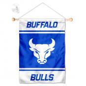 Buffalo Bulls Window and Wall Banner