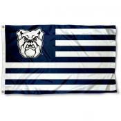 Butler Bulldogs Stripes Flag