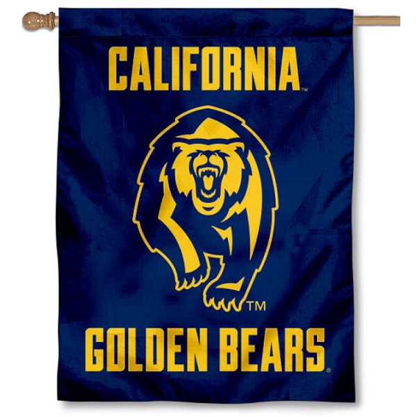 Cal Bears Banner Flag is a vertical house flag which measures 30x40 inches, is made of 2 ply 100% polyester, offers dye sublimated NCAA team insignias, and has a top pole sleeve to hang vertically. Our Cal Bears Banner Flag is officially licensed by the selected university and the NCAA.