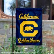Cal Bears Block C Garden Flag