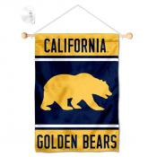 Cal Bears Window and Wall Banner