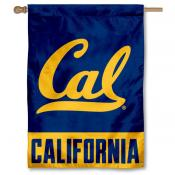 Cal Berkeley Bears Double Sided Banner