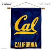 Cal Berkeley Golden Bears Cal Logo Wall Banner