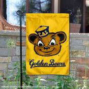 Cal Berkeley Golden Bears Retro Throwback Garden Flag