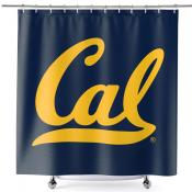 Cal Berkeley Golden Bears Shower Curtain