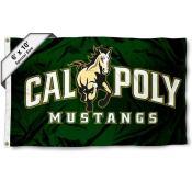Cal Poly 6'x10' Flag