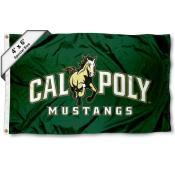Cal Poly Large 4x6 Flag