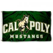 Cal Poly Mustangs 3x5 Flag