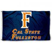 Cal State Fullerton  Flag