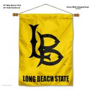 Cal State Long Beach 49ers Wall Banner