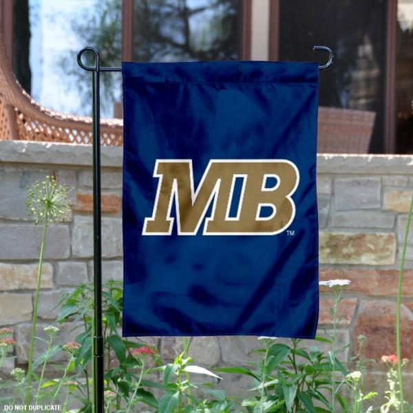 Monterey Bay University >> Cal State Monterey Bay Logo Garden Flag