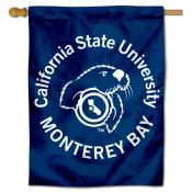 Cal State Monterey Otters Double Sided House Flag
