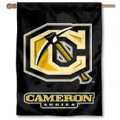 Cameron Aggies Banner Flag