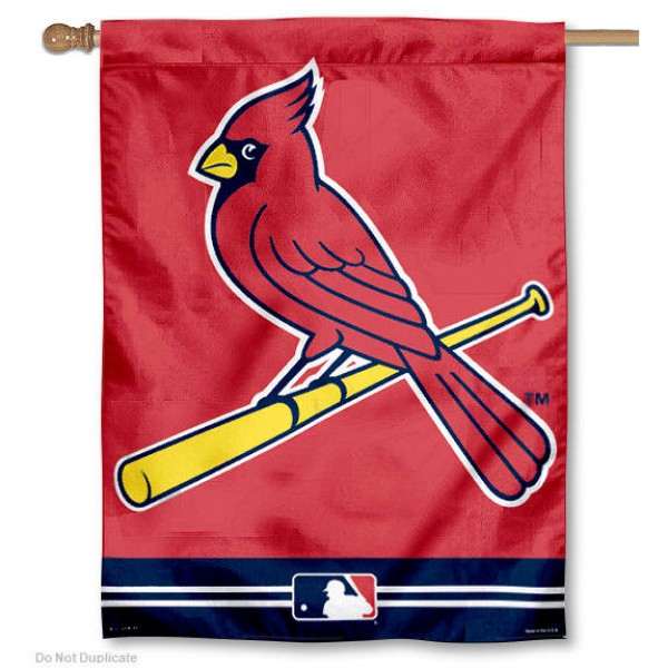 Cardinals MLB Banner Flag