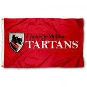 Carnegie Mellon Tartans Flag
